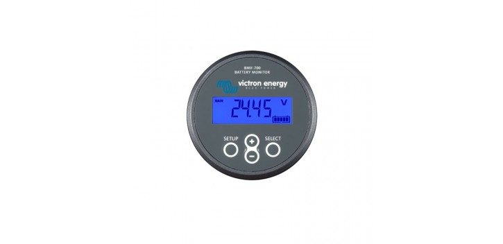 Victron BMV-700 series battery monitor