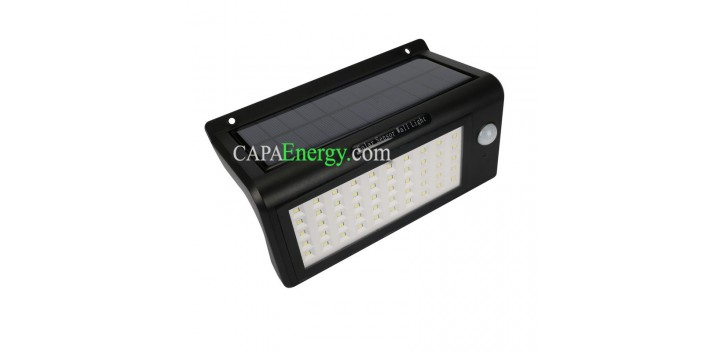 Outdoor Solar Lamp 50 Leds Wireless Motion Detector