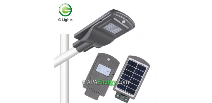 LED Solar Straßenlaterne 20 W