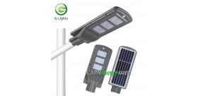 Luz de calle solar LED 60 W