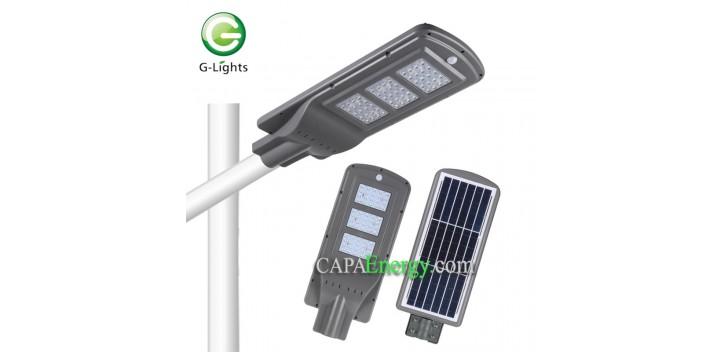 LED Solar Straßenlaterne 60 W