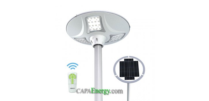 UFO solar street light high brightness led 20W