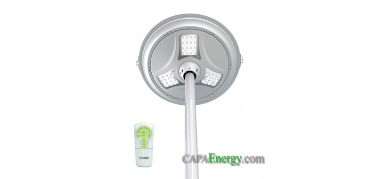 UFO solar street light high brightness led 30W