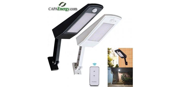 Solar street light 900lm 5V 3.2W 48 leds