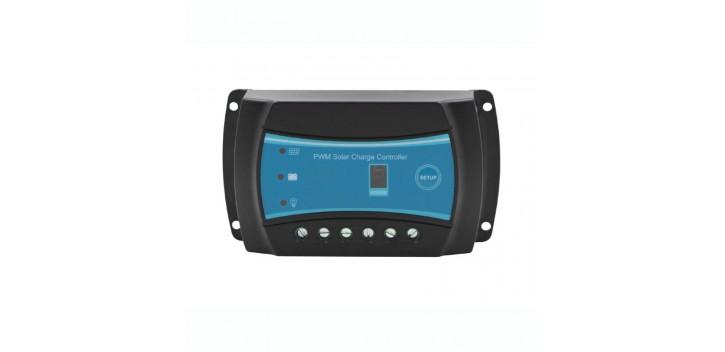 Regulador PWM SRNE 12 / 24V 10A