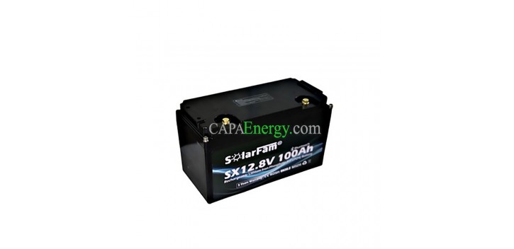 12V100AH lithium battery