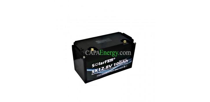 Batterie au lithium 12V100AH