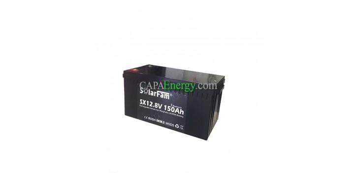 Batteria al litio da 12V 150AH