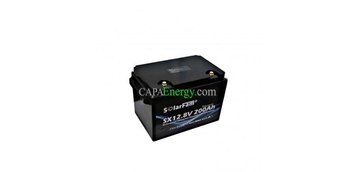 Batterie au lithium 12V200AH