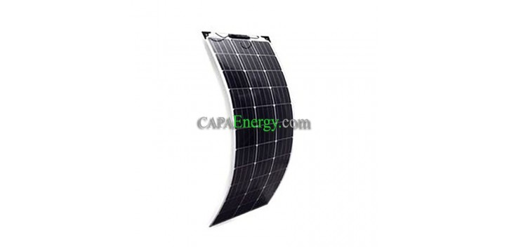 Panel Solar 80W 12V Monocristalino Flexible