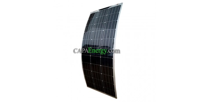 Solar Panel 100W 12V Monocrystalline Flexible