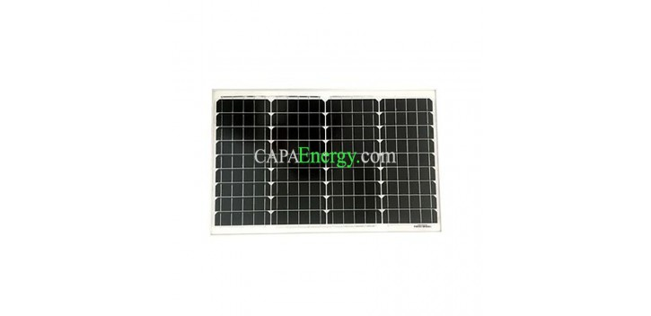 Panel Solar 40W 12V MonoCristalino