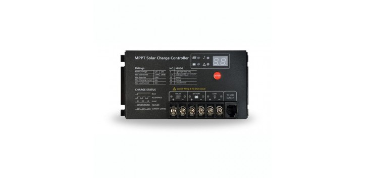 Regolatore solare MPPT 10A SRNE