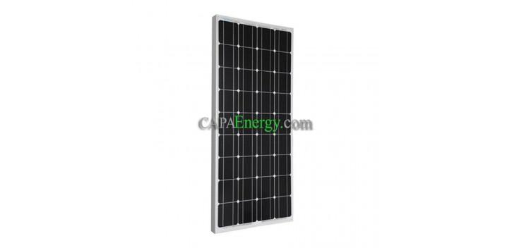 Pannello solare 160W 12V monocristallino
