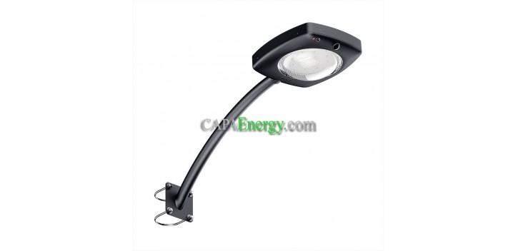 Solar arm light