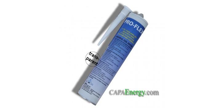 PROFLEX TRANSLUCID glue under water sealant waterproof cartridge 310 ml