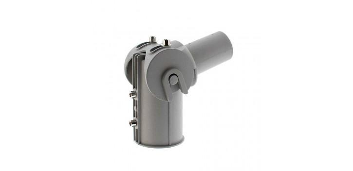 Straßen LED Stecker Ø60mm (Mast) bis Ø50mm (Laternenpfahl)