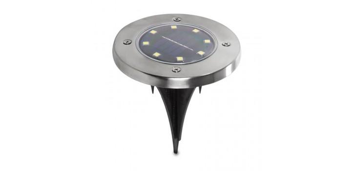 Lichtgarten LED Solar IP65 8x2835SMD Sensor Licht