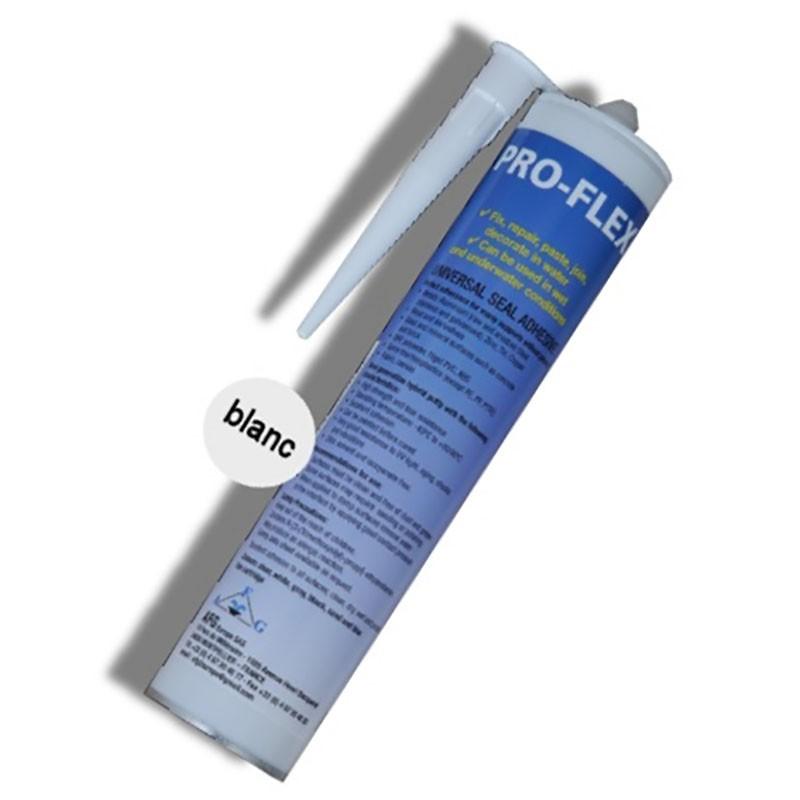 PROFLEX WHITE glue repair leak swimming pool