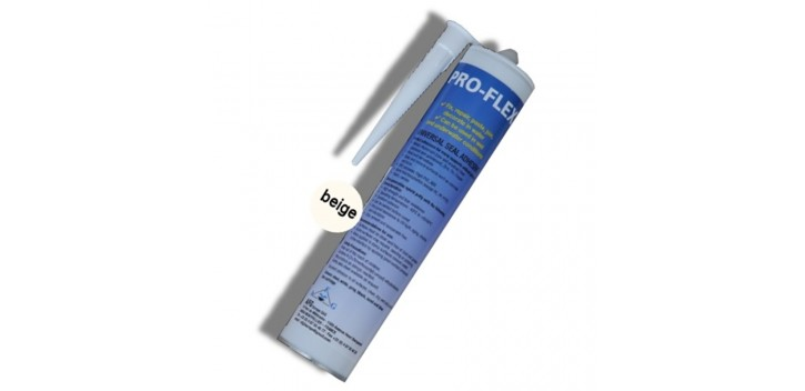 PROFLEX BEIGE waterproof glue