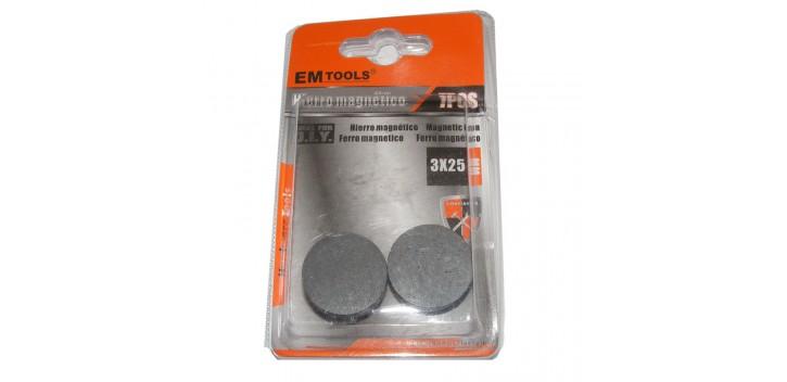 Magnetisches Eisen 3x25mm 7Pcs