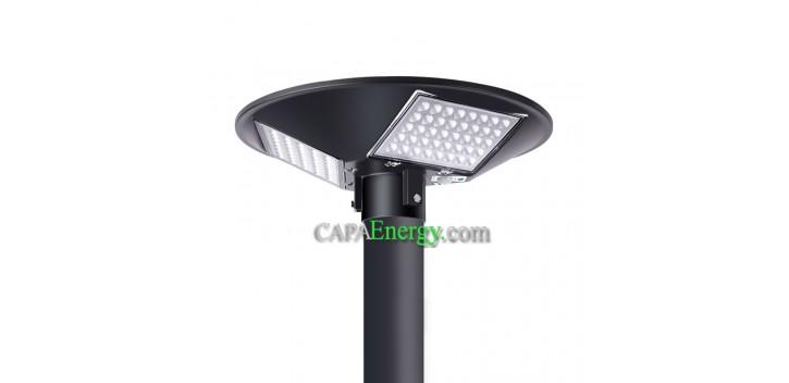 Réverbère solaire LED UFO 120W