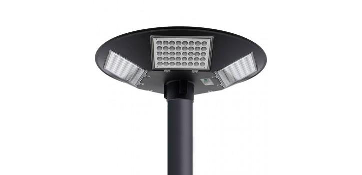 Réverbère solaire LED UFO 250 W