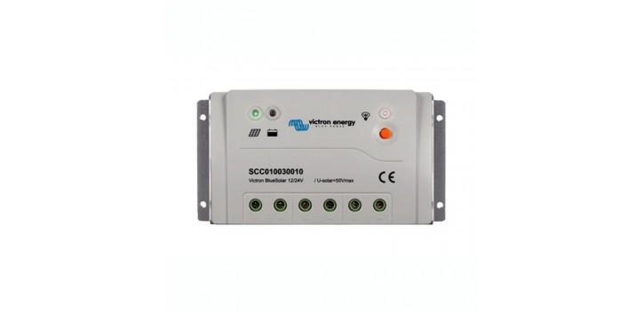 Regulador Victron BlueSolar PWM-Pro 12 / 24V 10A-20A-30A
