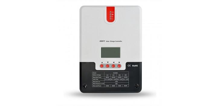 Régulateur solaire MPPT SRNE48V 60A