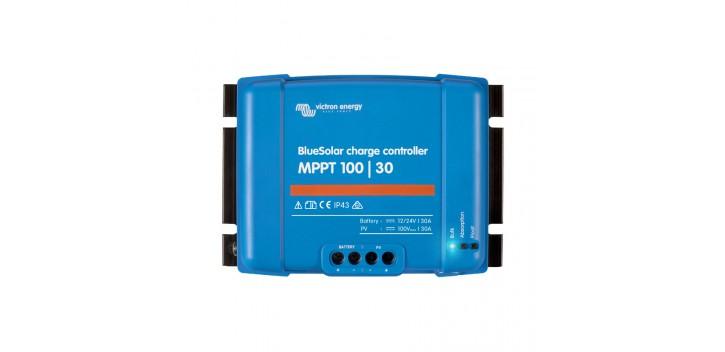 MPPT Victron Bluesolar 100/30 et 100/50