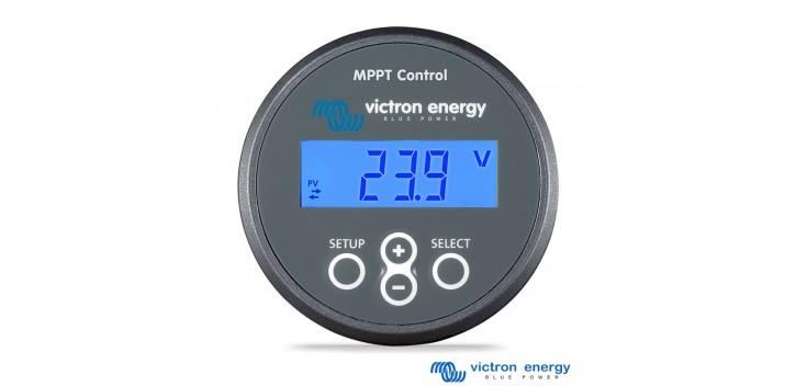 Control MPPT Victron - Controlador para controlador MPPT