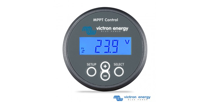 MPPT control Victron - controller for MPPT controller
