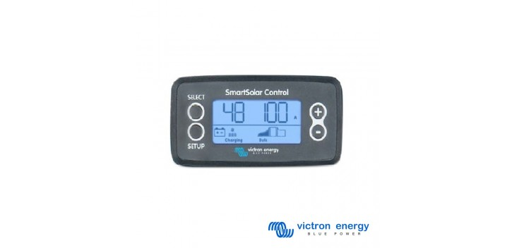 LCD-Display für SmartSolar MPPT 150 Victron