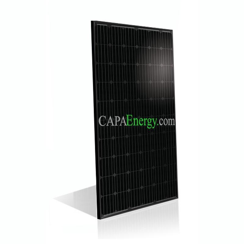 Pannello Solare Monocristallino O Policristallino : Pannello solare benq wc monocristallino full black