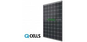 Panneau solaire Q.Cells 300Wc mono cadre noir