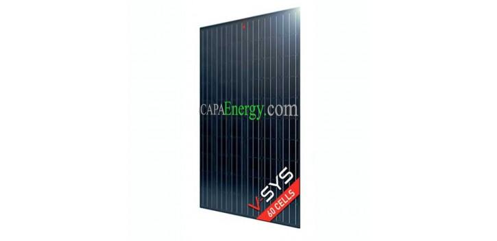 Panneau solaire Systovi V-SYS 300Wc mono