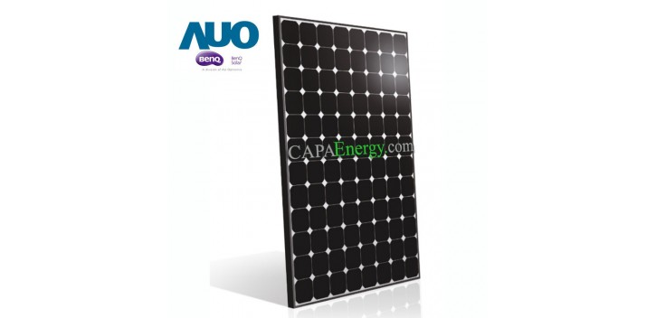BenQ AUO solar panel SunBravo 325Wc
