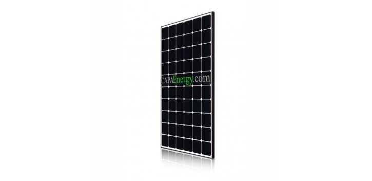 Solar Panel LG 370Wc NeON R Monocrystallinene full black