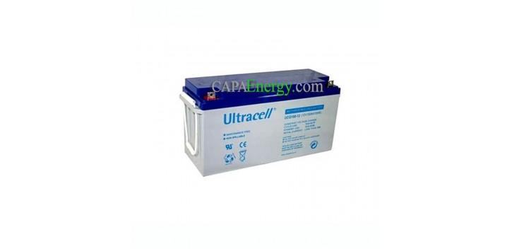Batería Ultracell GEL 12V 150Ah