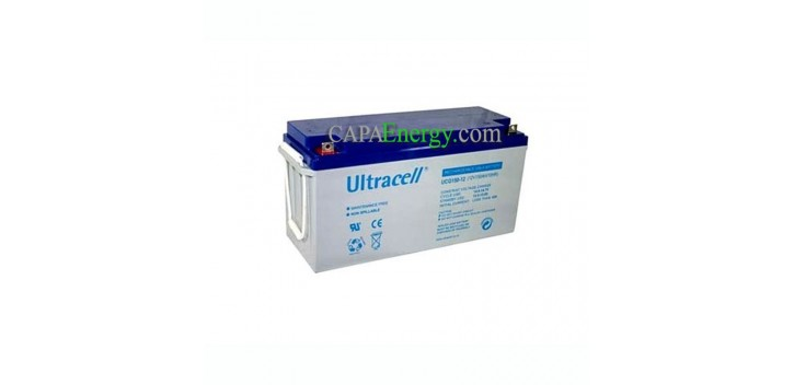 Batterie GEL Ultracell 12V 150Ah