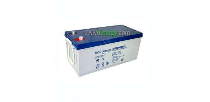 Batterie GEL Ultracell 12V 200Ah