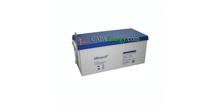 Batteria Ultracell GEL 12V 250Ah