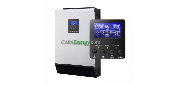 Inversor híbrido 1 kVA 12V PWM