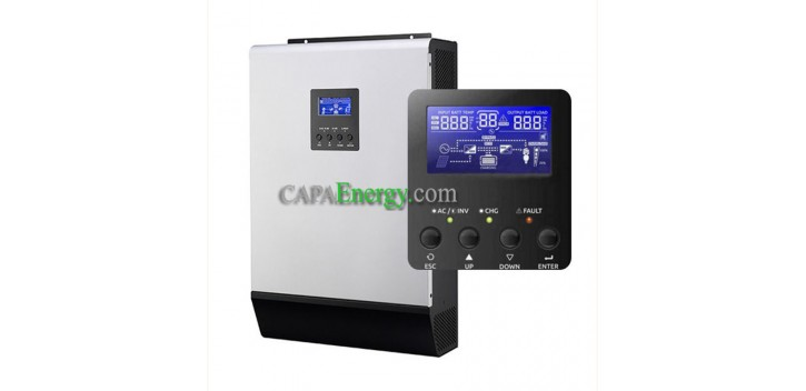 Inverter ibrido WKS 1 kVA 12V PWM