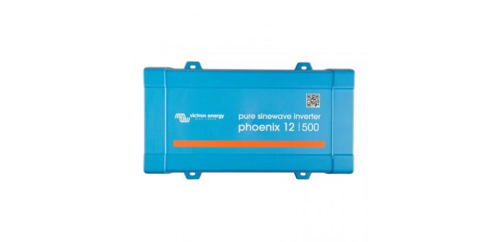 Convertisseur Victron Phoenix VE.Direct 12/24/48/500VA.