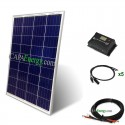 Motorhome solar kit, boat 12V 100Wc or 200Wc