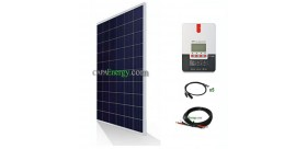 Kit solare per camper - barca 12V 540Wc