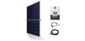 Motorhome solar kit, boat 12V 300Wc