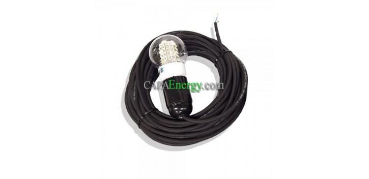 Câble de 5m avec ampoule LED 4W