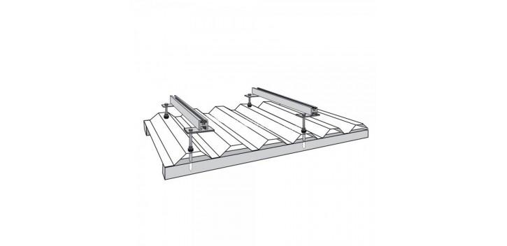 Kit di fissaggio del tetto in ardesia